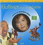 echange, troc Marlène Jobert - Gulliver chez les géants (1CD audio)