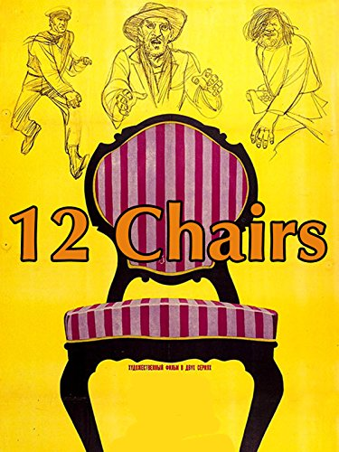 12 Chairs on Amazon Prime Instant Video UK
