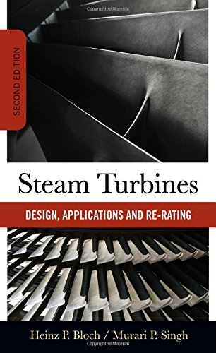 Steam Turbines Design Application and Re-Rating