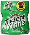 Trident White Sugar Free Gum, Spearmi…