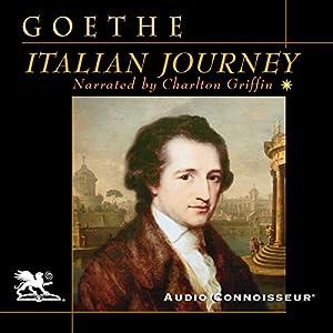Italian Journey Audiobook
