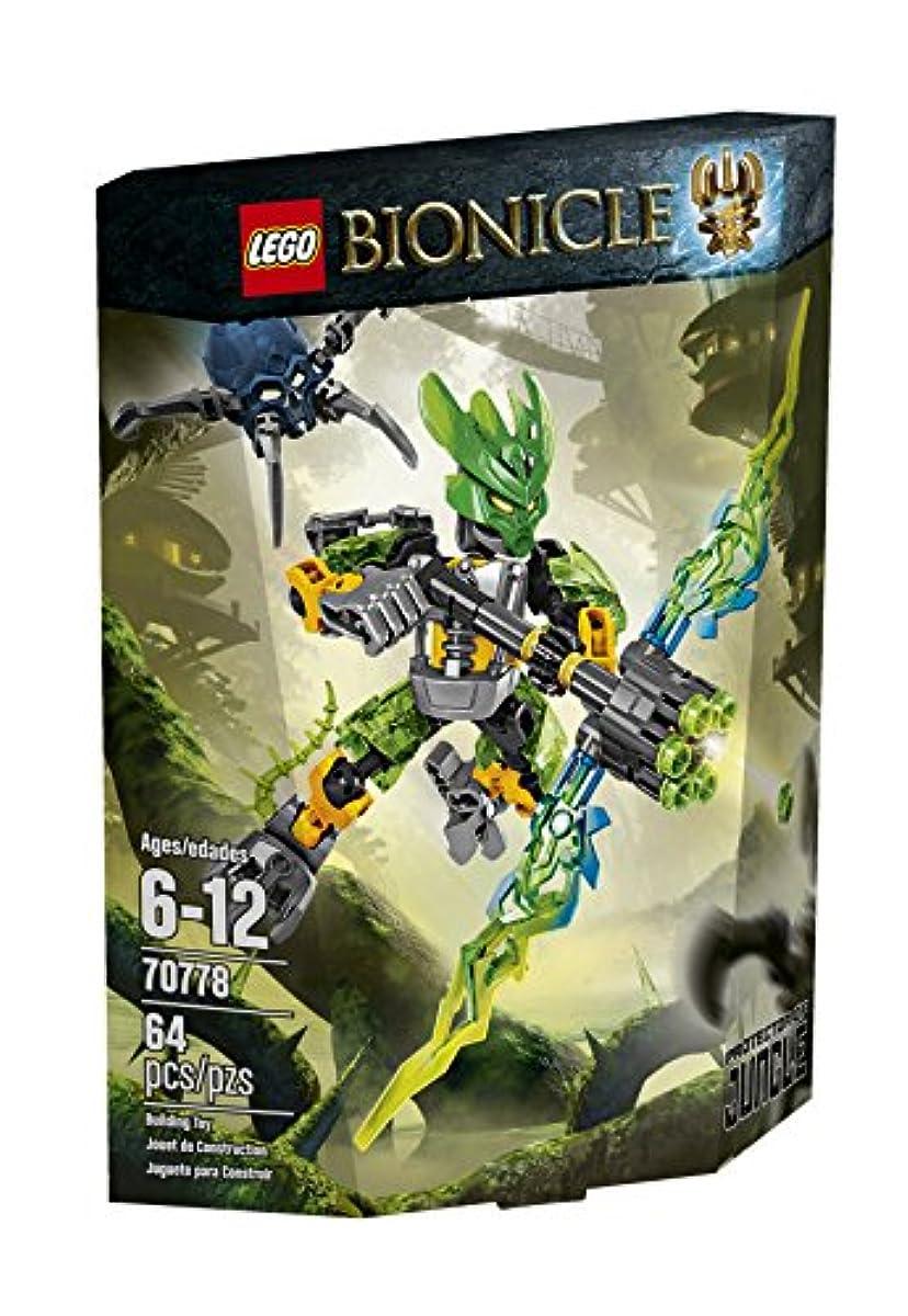 [해외] LEGO BIONICLE 70778 PROTECTOR OF JUNGLE BUILDING KIT-6100392