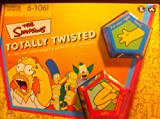 THE SIMPSONS TOTALLY TWISTED GAME (TWISTER)
