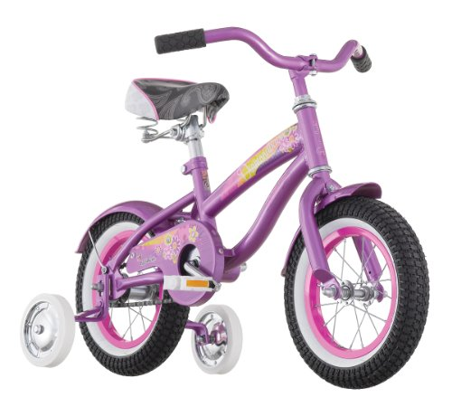 Diamondback Girls Lil Della Cruz Cruiser Bike (2011 Model, 12-Inch Wheels)