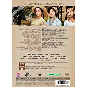 Coffret Jane Austen - Les adaptations de ITV