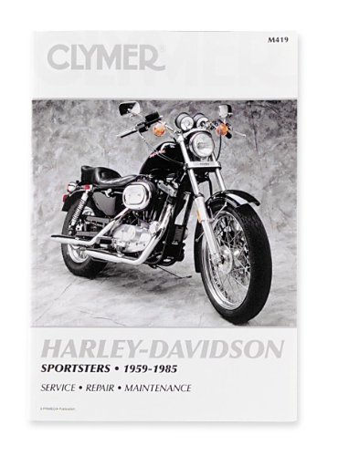Harley Davidson Sportster 1000 Repair Manual For Sale border=