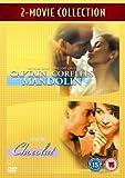 Captain Corelli's Mandolin/Chocolat [DVD]