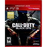 Call of Duty: Black Ops with First Strike Content Pack Playstation 3