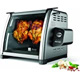 Ronco ST5500SSGEN Series Stainless Steel Rotisserie Oven, Silver