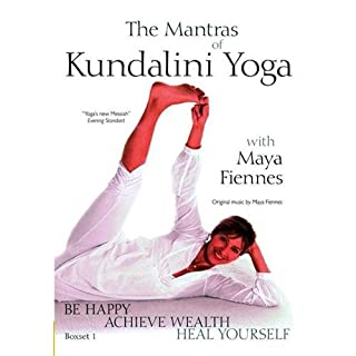 Book Cover: Mantras 3-Disc Set: Be Happy Achieve Health Heal