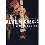 "Keith Richards Live In Bostonvon ""Keith Richards"""