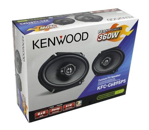 ) new kenwood kfc-c6895