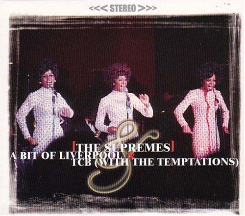Diana Ross & The Supremes - A Bit of Liverpool/T.C.B. - Zortam Music