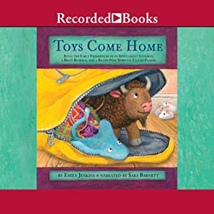Toys Come Home Audiobook