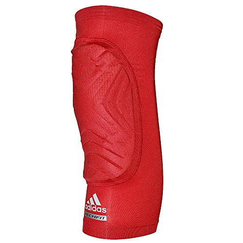 Adidas performance-genouillère Basket Adipower Pad ad Knee GFX Rosso o25468, unisex, rosso, M