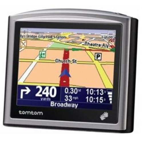 TomTom ONE Classic Limited Edition
