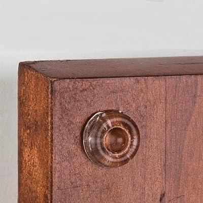 """Sound Dampening Door Bumpers, 1/2"""" Diameter, Sheet of 100"""