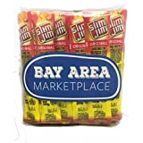 Slim Jim Smoked Snack Sticks, Original, 0.28-Oz (pack of 20) sold by Bay Area Marketplace