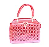 JBLUES Women BEIGE PU Handbag