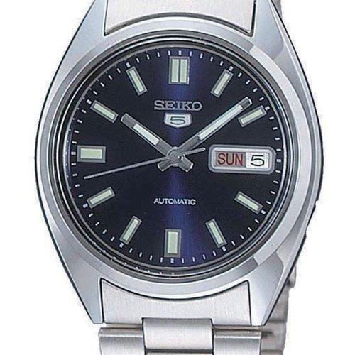 Seiko Herren-Armbanduhr Seiko 5 Automatik SNXS77 2