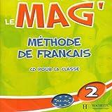 echange, troc Fabienne Gallon - Le Mag Level 2 Classroom CD