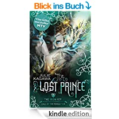The Lost Prince (The Iron Fey - Book 5)
