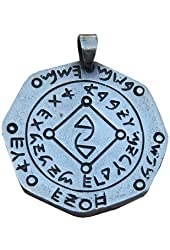 Unblocking Silver Solomon Seal Talisman for Breakthrough