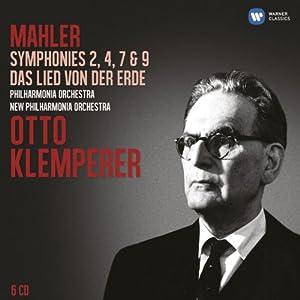 Mahler : Symphonies 2, 4, 7 et 9 - Das Lied von der Erde