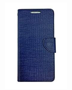 Fabson Flip Cover for Motorola Moto E3 (3rd Gen) Flip Cover Case - Blue