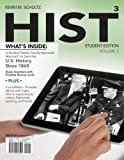 HIST: US History Since 1865, Volume 2 (with CourseMate Printed Access Card) (New, Engaging Titles from 4ltr Press)