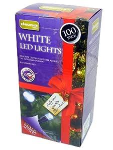 Luces para el arbol de Navidad 100 LED - Kingfisher - Interior