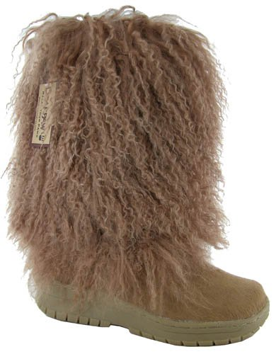 bearpaw s boetis boot w fur