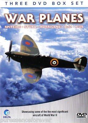 War Planes: Three DVD Box Set