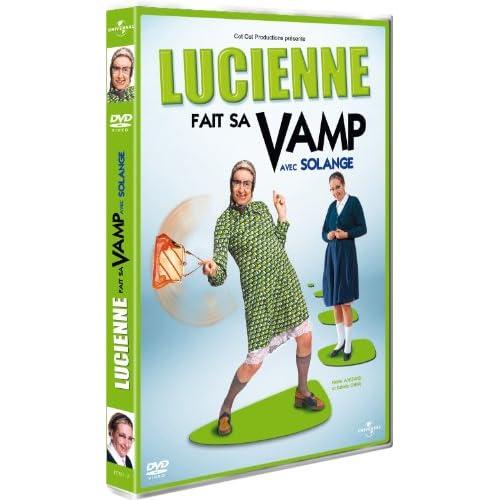 [MULTI]Lucienne fait sa vamp avec Solange