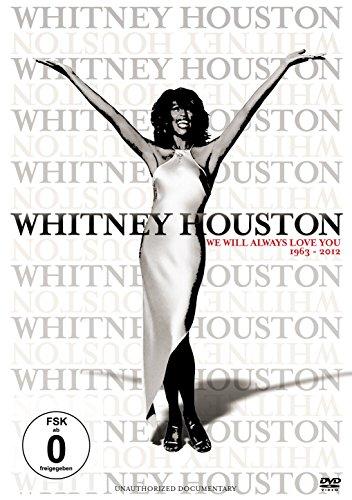 Houston Whitney-We Will Always Love - Dvd