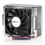 StarTechcom FAN478 Ventilateur pour Unite Centrale avec Processeur Socket 478 Refroidisseur 60 cm Alimentation Molex 1x Molex Fan Femelle