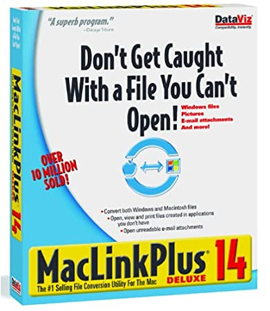 Maclink Plus Deluxe V14