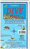 Maui Hawaii Dive & Snorkeling Guide Franko Maps Waterproof Map