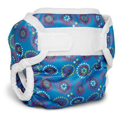 Bummis Super Brite Diaper Cover, Blue, 4-9 Pounds front-84896