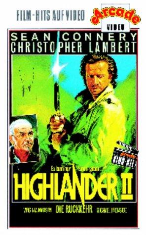 Highlander 2 - Die Rückkehr [VHS]