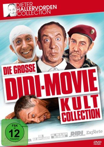 Dieter Hallervorden - Die große Didi-Movie Kult-Collection (6 DVDs)