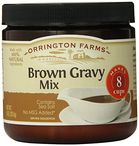 Make Gluten Free Slow Cooker Pot Roast with Orrington Farms All Natural, Brown Gravy Mix