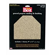 Ali Ind.372315Do it Best Aluminum Oxide Sandpaper-40C A/O SANDPAPER