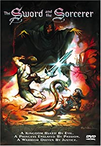 "Cover of ""The Sword and the Sorcerer"""