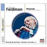 Giora Feidman: Rhapsody - Klezmer & More (Eloquence)