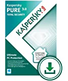 Kaspersky Pure Total Security (3 PC, 1 Year Subscription) [Download]