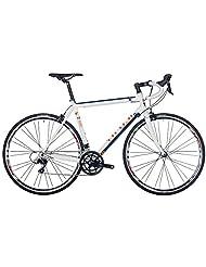 Tifosi CK3 Giro Sora Bike in White Blue n Orange M