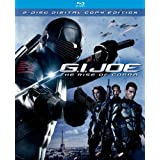 G.I. Joe: The Rise of Cobra (Two-Disc Edition)  [Blu-ray] ~ Channing Tatum