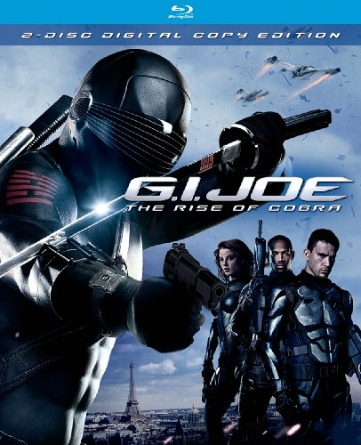 G.I. Joe: The Rise of Cobra (Two-Disc Edition)  [Blu-ray]