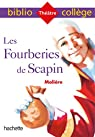 Les fourberies de Scapin par Moli�re